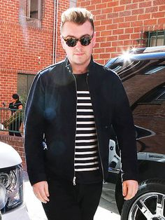 Star Tracks: Friday, February 13, 2015 | L.A. STORY | Likely riding high from his recent Grammy wins, Sam Smith makes his way around Beverly Hills on Thursday.