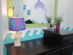 Girls Dolphin Room