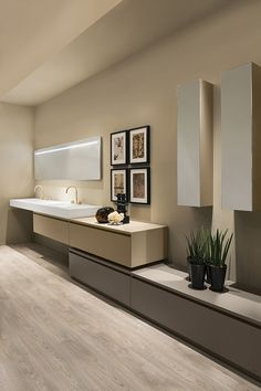 Manhattan super-length basin module by #OasisFurniture #Italy