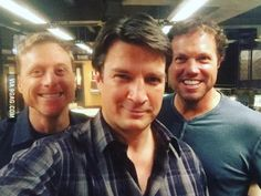 Posted by Nathan Fillion, This SHOULD break the Internet!