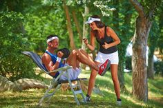 Du sport ? Pourquoi pas ? #camping #trigano