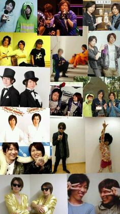 Daisuke Ono and Kamiya Hiroshi. <3 <3