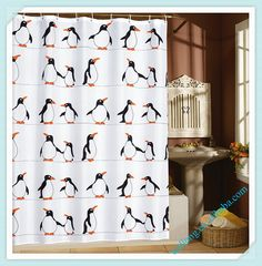 Penguin shower curtains sears - clothing consignment shop software