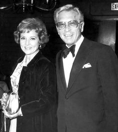 Betty White and Allen Ludden
