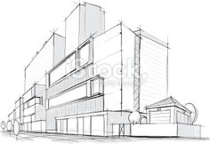 architecture sketch - Buscar con Google