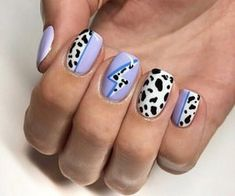 Cute Gel Nails, Simple Acrylic Nails, Best Acrylic Nails, Simple Nails, Pastel Nails, Cowboy Nails, Western Nails, Country Nails, Fire Nails