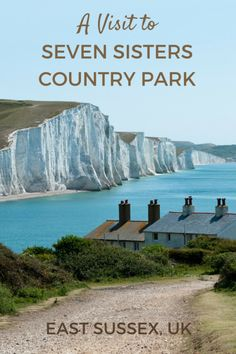 A Sussex walk to the Seven Sisters Country Park in East Sussex - part of the South Downs National Park.