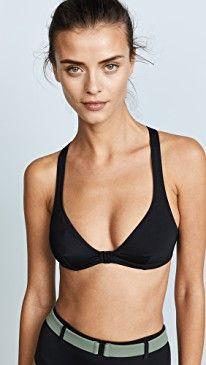 New Solid Striped Swim Team Josephine Bikini Top online. Find the  great SPANX Clothing from top store. Sku kqwq17880axiu99972