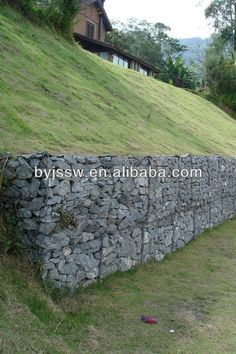 gabion retaining wall - Google Search