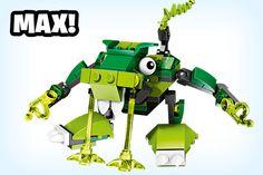 LEGO.com Mixels Build - Series 3 - Build with Glomp