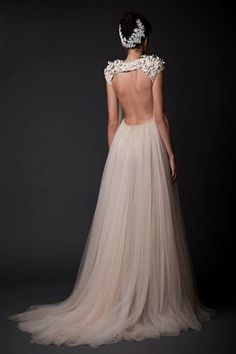 Amal Krikor Jabotian 2015 Bridal Collection