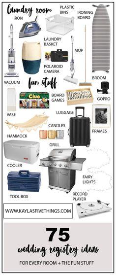 The Essential Wedding Registry List For Your Kitchen  Essentials
