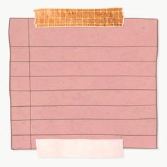 Wrinkled Paper, Blank Pink, Free Doodles, Frame Template, Templates, Doodle Designs, Pink Paper, Journal Stickers, Aesthetic Stickers
