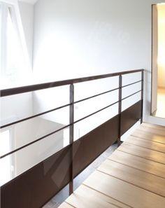 Balustrade descalier Murale poign/ée de Couloir dacc/ès /à lh/ôpital sans barri/ère poign/ée Moderne en Fer forg/é avec Rampe descalier