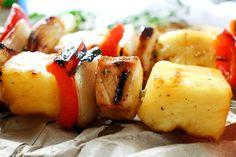 Caribbean Citrus Habanero Chicken Skewers Recipe on Yummly. @yummly #recipe