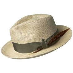 0480a3ae245 Outen LiteStraw® Fedora Dress Hats