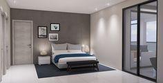 O Condominium | Proyecto comercial: mobiliario + revestimiento + iluminación + puertas + baños #dgla #aruba