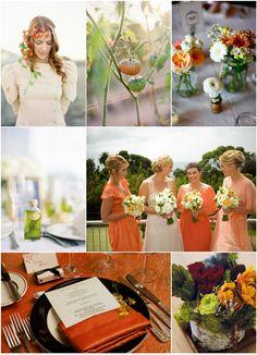 Fall Wedding Colors & Ideas #FallWeddings #AutumnWeddings #FallWeddingInspiration