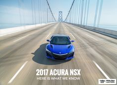 2017 Acura NSX - Here is What We Know about Acura's latest super car | A blog from the White Bear Acura Subaru dealership in Highland Park near Minneapolis. Find your next Acura in White Bear Lake, Minnesota at White Bear Acura dealer. >> Learn more.
