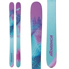Nordica Santa Ana Skis - Women's 2017