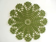 Crochet Potholders Chart...