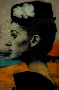 """Saatchi Art is pleased to offer the collage, """"Female intuition,"""" by Sven Teuber. Original Collage: Digital on Canvas. Size is 0 H x 0 W x 0 in. Surreal Collage, Collage Art, Collages, Decoupage On Canvas, Art Prints Online, Thing 1, Saatchi Online, Contemporary Artists, All Art"""
