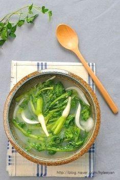 Spicy Recipes, Veggie Recipes, Asian Recipes, Cooking Recipes, Healthy Recipes, K Food, Food Menu, Korean Dishes, Korean Food