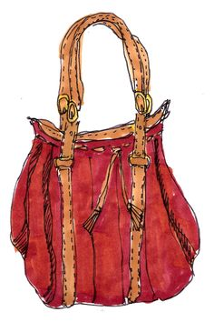 red leather: don't leave home without it!