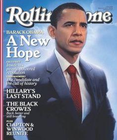 Barack Obama Illustration