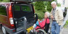 Kjøpte rullestol-bil etter Nav-avslag.  Randi Sandvik fikk avslag på bilsøknaden fordi Nav mener hun ikke har stort nok transportbehov. Dermed lånte hun og ektemannen Thore 800 000 kroner og kjøpte en rullestoltilpasset kassebil. http://www.ergostart.no