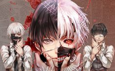 GUIDE TO GHOULS ] by TokyoGhoul on DeviantArt