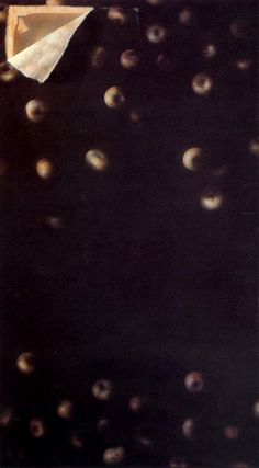 Autor: Cristobál Toral Nombre: Homenaje a El Greco 1985. 170 x 95 cm.