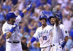#MLB: Grand slam de Jarrod Dyson lideró remontada de los Reales