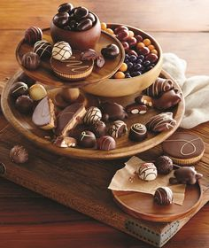 You can count on us for all of your chocolate needs... for yourself or for gourmet gifts.