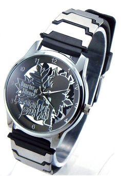 Detective Conan fashion  Relief  watch  15th  Anniversary version B