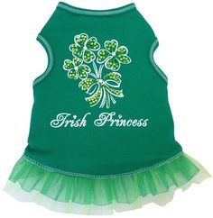 Irish Princess Tank Dress 29.99