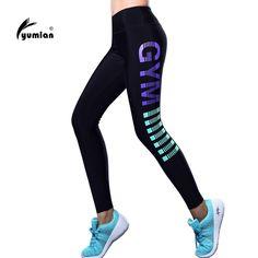 Compression hosen frauen yoga hose sporthose frauen sport leggings calzas frau fitness kleidung damen lauf gym leggings