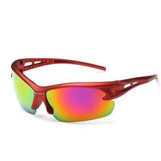 New UV Protective Goggles Sunglasses Cycling Glasses Running Sports Cycling Eyewear men women