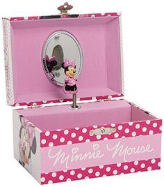 Mickey & Friends Joyero Musical Minnie