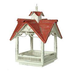 Island Feeder Birdhouse