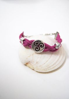 FREE Shipping BDSM symbol triskelion Celtic by SpunkyOnArt on Etsy