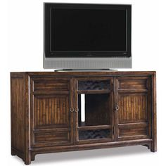 Hooker Legends Entertainment Console HO-643-55-455 / Size: 60 in. W x 23 in. D x 36.25 in. H