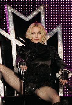 Madonna Sticky Sweet Tour
