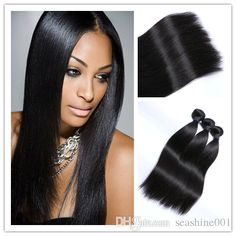 8a grade brazilian hair weave bundles unprocessed virgin brazillian peruvian indian straight remy human hair extensions soft full from seashine001 can help your hairs look thicker. black curly hair weave are made of human hairs. Using brazilian hair weave and brazilian human hair weave can make you feel more confident.