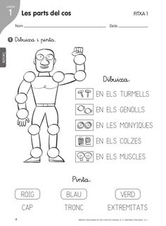Ref i ampl medi Spanish Lessons For Kids, Sistema Solar, Valencia, Teacher, Good Things, Math, Nature, Cos, Ideas