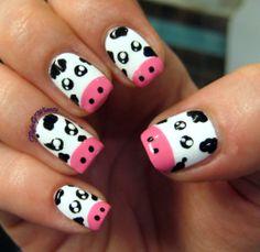 Flight Of Whimsy #nail #nails #nailart