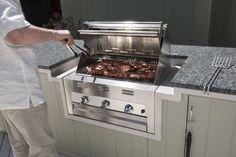 Enders Gasgrill Lincoln 2 Ersatzteile : Enders lincoln ll außenküche grill aus edelstahl gasgrillwagen