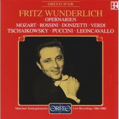 Munchner Rundfunkorchester - Opernarien Munchner Sonntagskonzerte