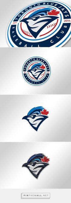 Toronto Blue Jays Concept Logo on Behance