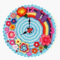 80 εκπληκτικά ρολόγια τοίχου που θα φτιάξετε μόνοι σας!   Φτιάξτο μόνος σου - Κατασκευές DIY - Do it yourself
